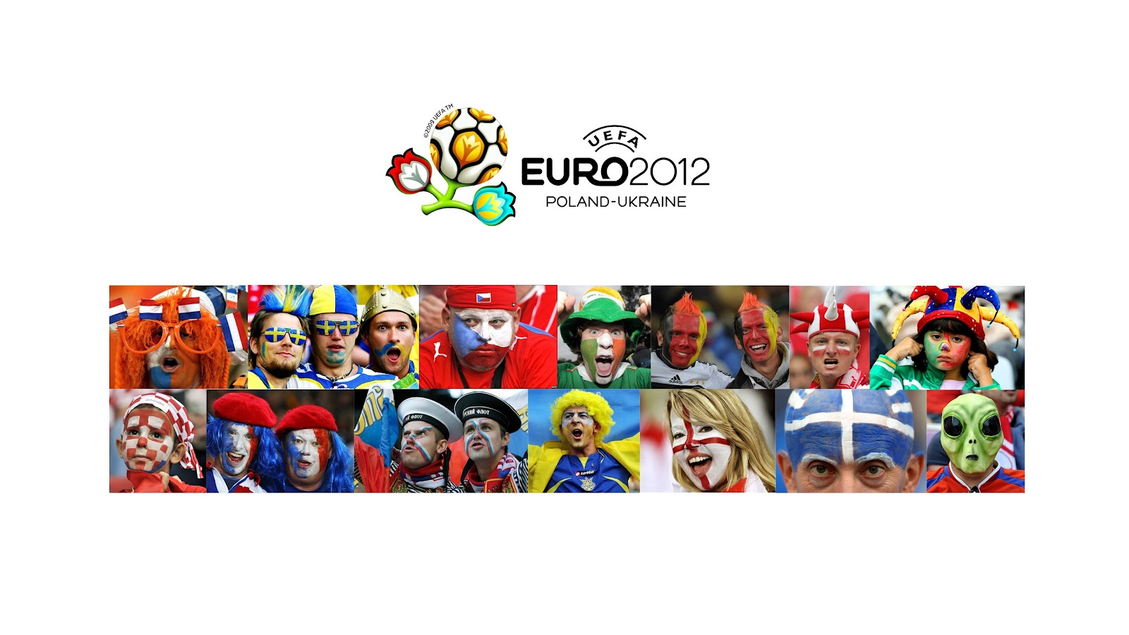 EURO 2012 Semifinals And Finals Wallpapers