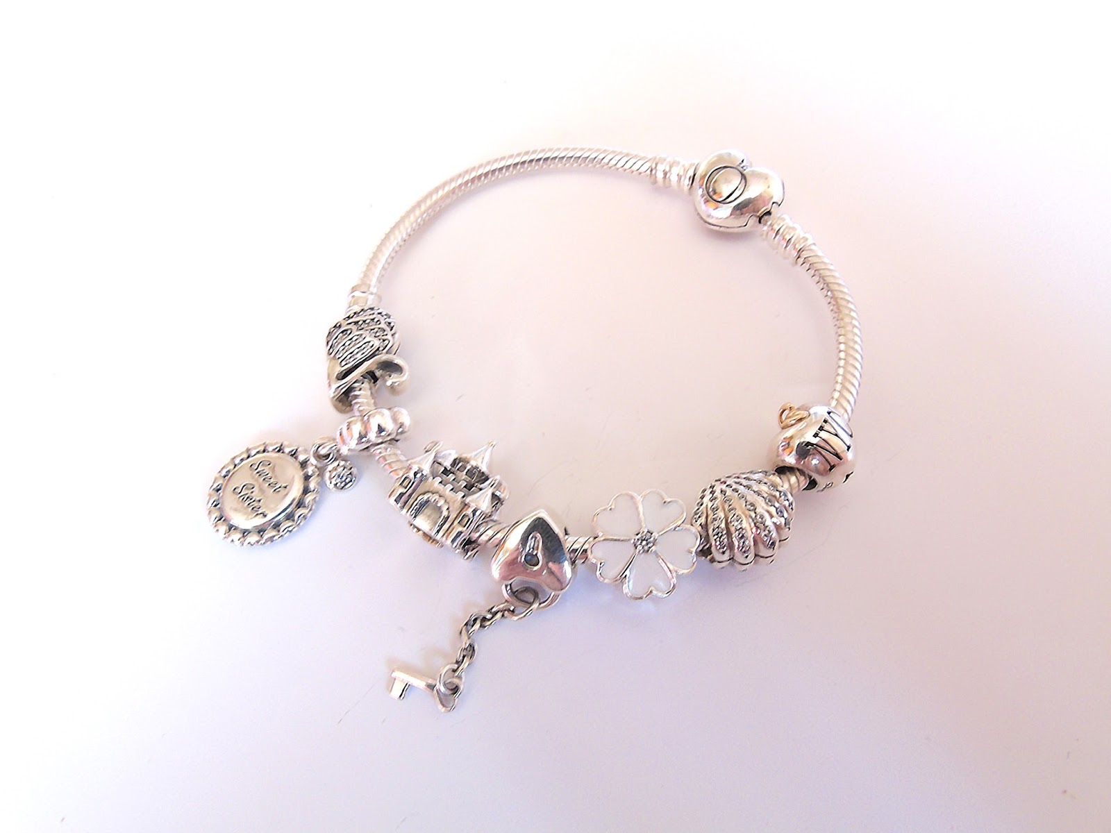 I Recently Received A Pandora Bracelet For My 18th Birthday Which Was So Excited About See Many Blog Posts Peoples Bracelets And The Charms On