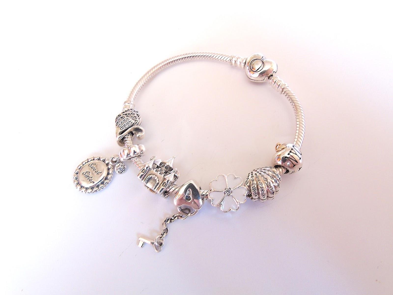 Emma Jane Swann My Pandora Bracelet Charm Meanings