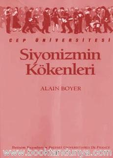 Alain Boyer - Siyonizmin Kökenleri (Cep Üniversitesi Dizisi - 90)