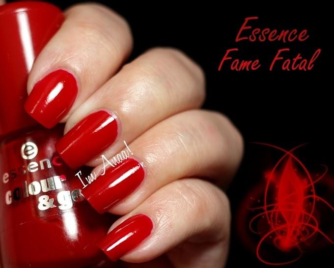 Essence Fame Fatal (Colour & Go 114)