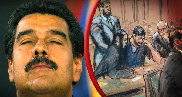 EEUU asegura que Maduro dio el visto bueno a actividad delictiva de los narcosobrinos