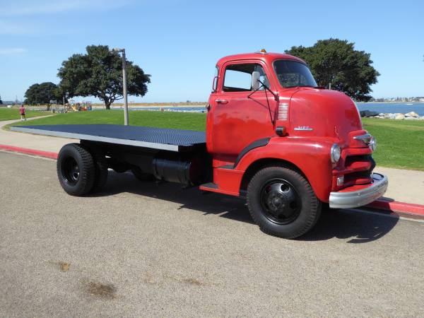 1954 Chevrolet COE 5100 Truck
