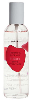 Spray your way to rose hydration with Korres, Kosmea and Fresh!