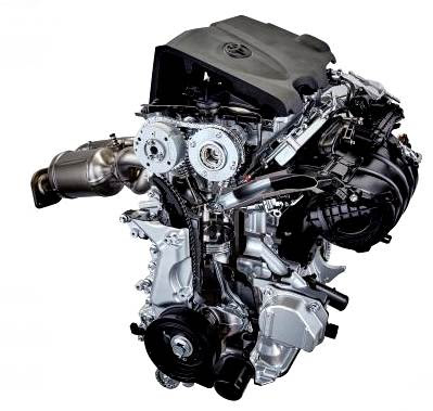 Toyota Camry 2018 motor