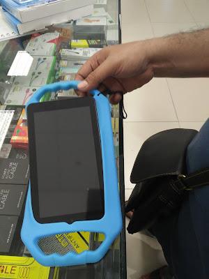 Casing tablet