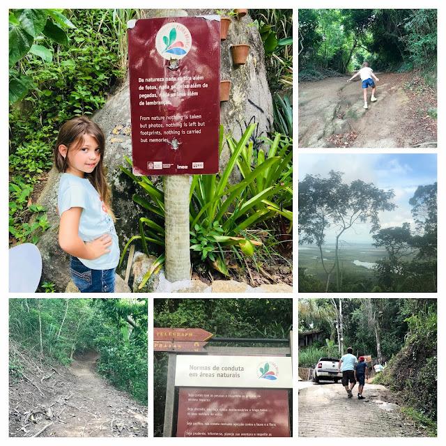 Pedra do Telégrafo - Barra de Guaratiba, uma trilha maravilhosa