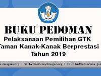 Buku Pedoman Pemilihan GTK TK Berprestasi Tahun 2019