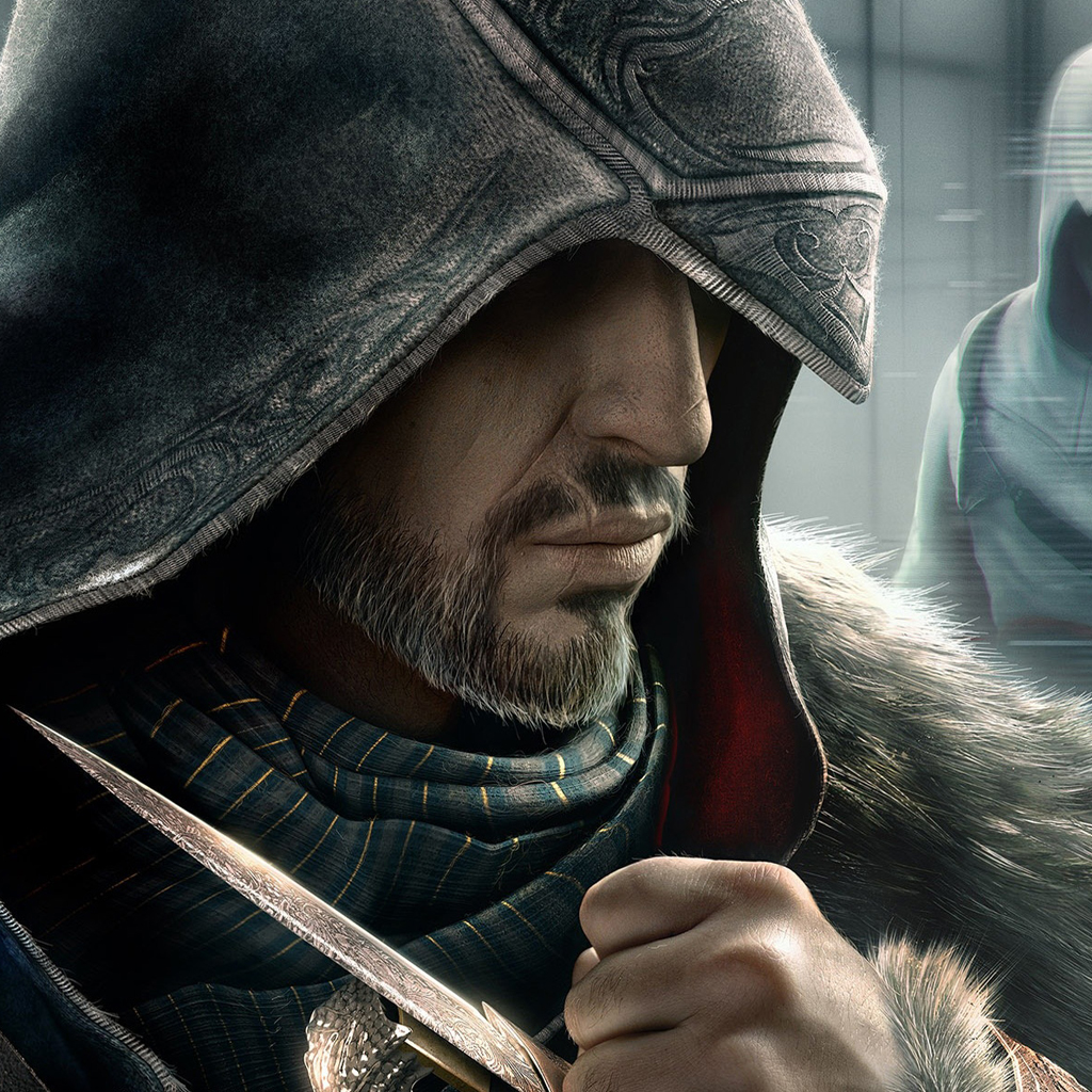 O Ezio έχει και DLC