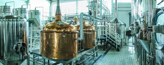 Beer Tour na cervejaria Madalena