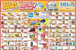 Katalog Promo ADA Pasar Swalayan Terbaru 20 - 21 Oktober 2018