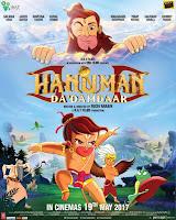 Hanuman Da' Damdaar 2017 Full Movie 720p HDRip With ESubs Download