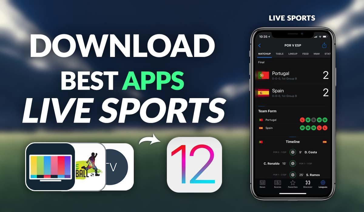 Watch Live Football On Android