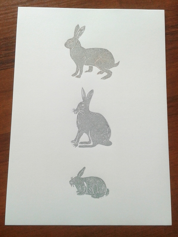 animals printed
