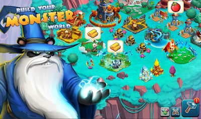 Hack Game Monster Legends RPG APK Gratis