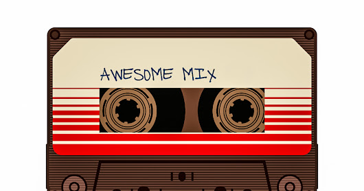 Guardians of the Galaxy - Awesome Mix Vol. 1, Vol. 2 sowie Galaxy Mix 1