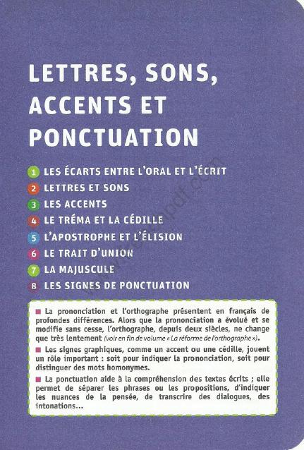 Télécharger livre: Orthographe - Les indispensables Larousse pdf gratuit