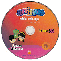 Cd Animus Bahasa Indonesia Kelas 4 5 6 Sd Mi Ajibayustore
