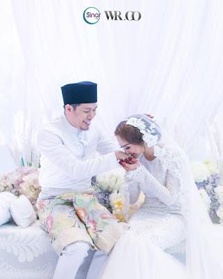 Jep Sepahtu dan Sari Yanti Selamat Diijabkabulkan pada 25 Feb, Jep dan Sari Yanti Selamat Bernikah