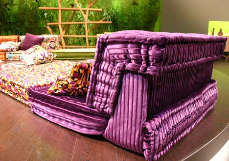 luiza gaspar design de interiores roche bobois mah jong. Black Bedroom Furniture Sets. Home Design Ideas