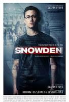 Snowden (2016) Poster