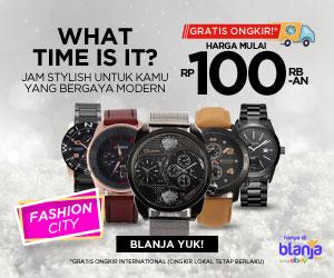 Blanja.com - promo jam tangan - jual jam tangan wanita dan pria
