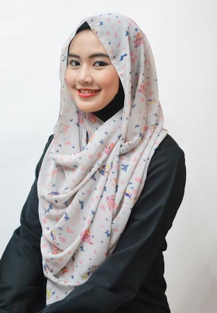 Model Pashmina Sifon Grosir Untuk Lebaran