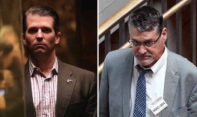 Email Logs Reveal Correspondence Between Clinton Associate, Fusion GPS, and Russians at Trump Tower Meeting