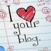 I LOVE YOUR BLOG