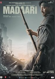 Madaari (2016) Hindi DVDScr 350MB