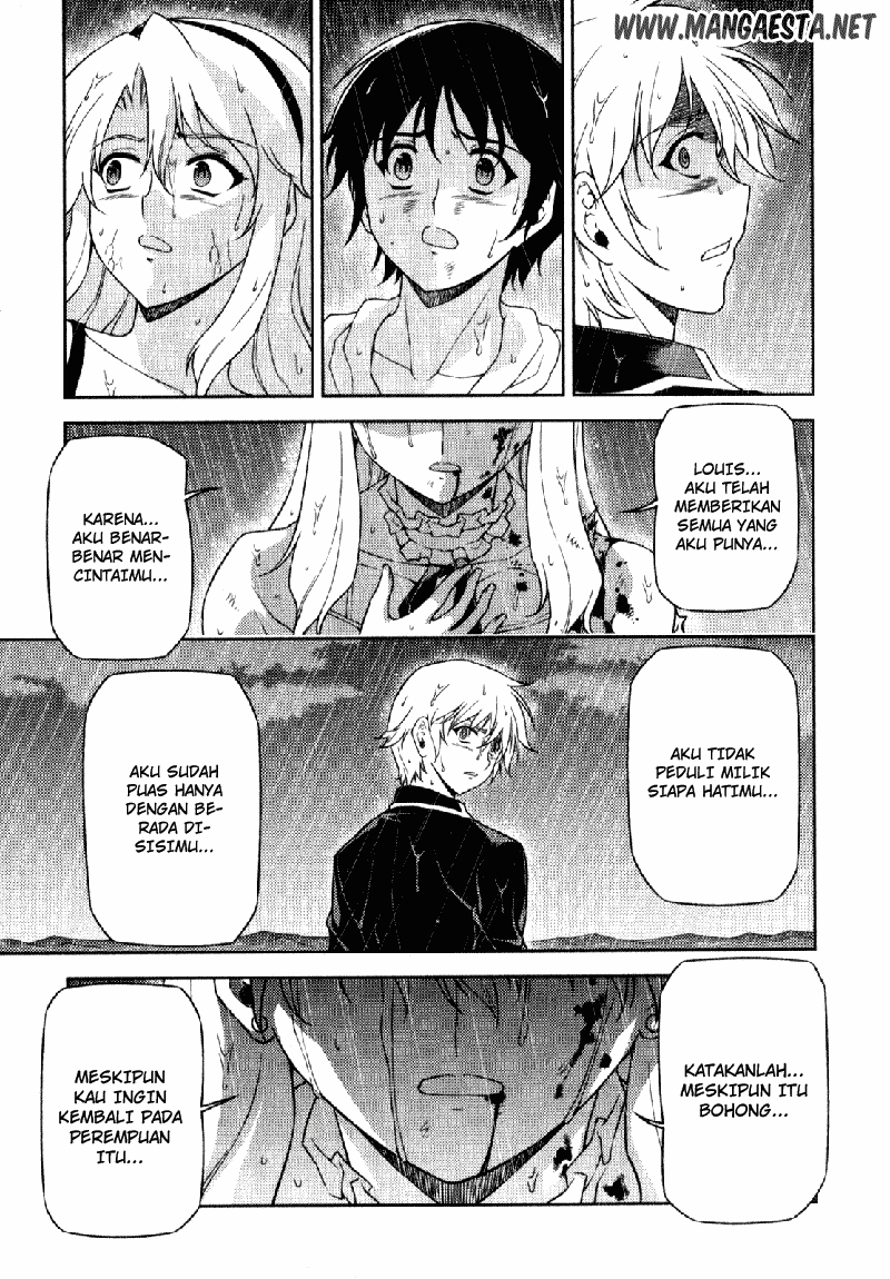 Freezing Chapter 49 Bahasa Indonesia