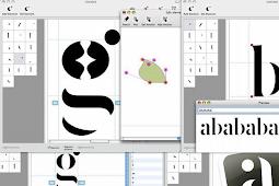 (UPDATE) 6 Software Untuk Membuat Font Kreasi Kita Sendiri Dengan mudah (GRATIS)