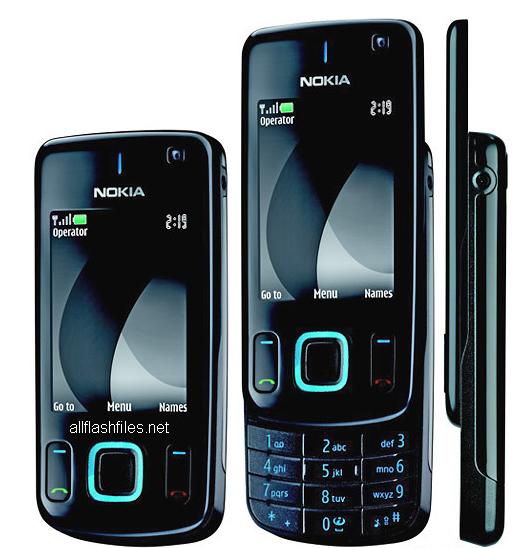 Nokia-6600s-Firmware
