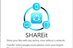 Cara Cepat dan Mudah Mengirim File Ukuran Besar Antar Android dan PC