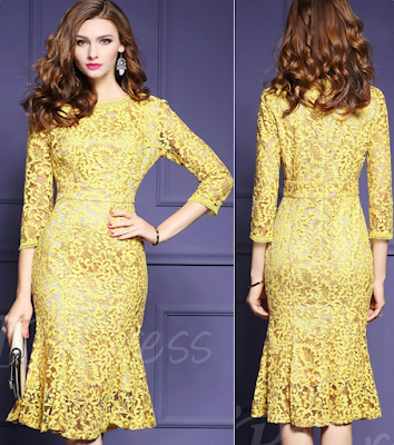 https://www.tbdress.com/product/Yellow-Fishtail-Womens-Lace-Dress-12686585.html