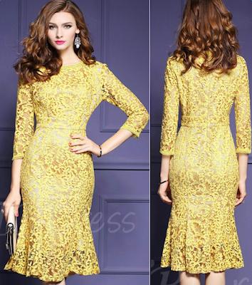 https://www.tbdress.com/product/Yellow-Fishtail-Womens-Lace-Dress-12686585.html