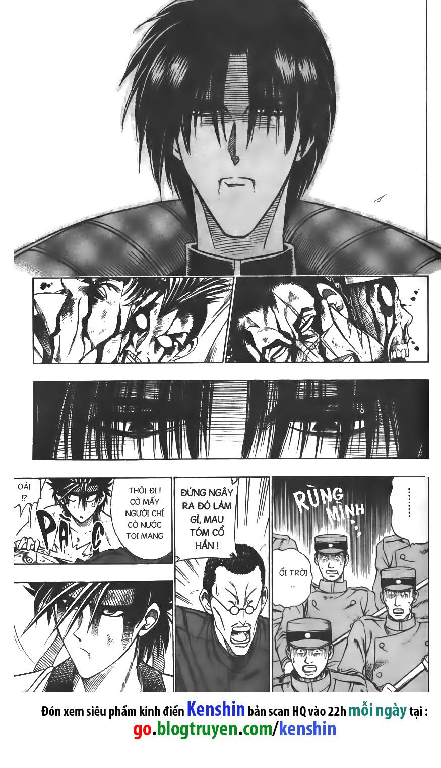 Rurouni Kenshin chap 30 trang 8