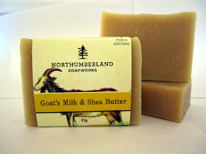 Our soaps are handmade in small batches in our farmhouse studio from a blend of olive, coconut....