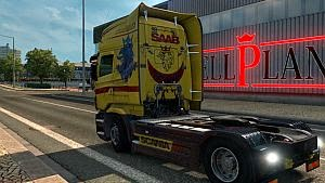 Scania RJL Speed Trans skin