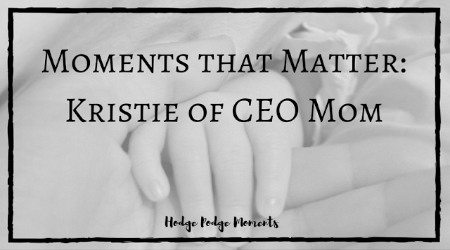 Moments that Matter: Enduring Difficult Moments