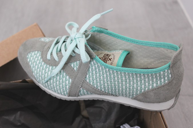 calzado deportivo casual para mujer - munich