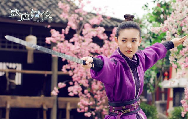 An Oriental Odyssey Janice Wu