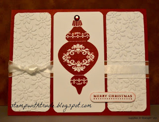 Stamp With Trude, Stampin' Up!, Wednesday 201, Beyond the Basics