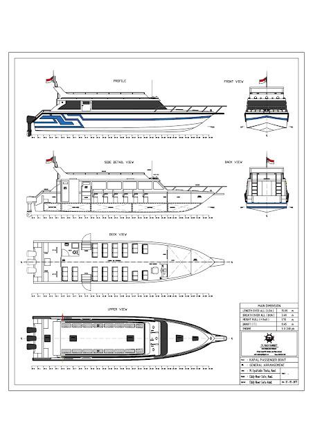 RAB SMK PERKAPALAN 2017 ,Passenger Boat 15Meter,alat praktek smk, smk perkapalan,alat praktek smk perkapalan, smk kelautan, smk nautika