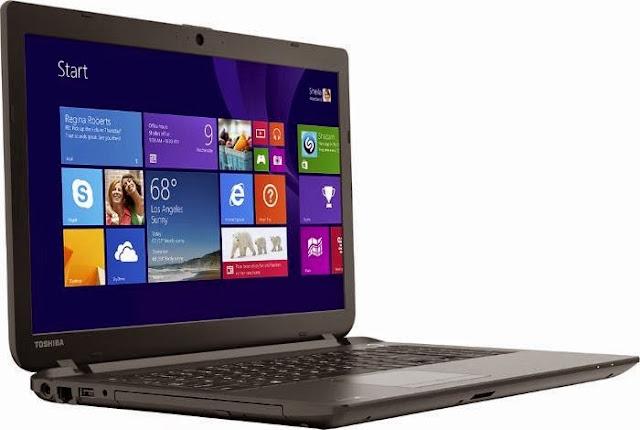 Spesifikasi dan Harga Laptop Toshiba Satellite C55-B5297