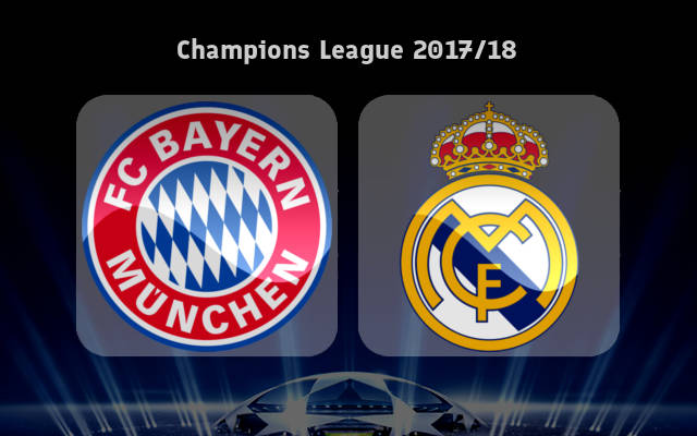 Bayern Munich vs Real Madrid Full Match And Highlights