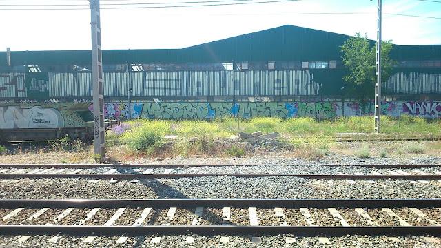 Estaciòn de tren de Vicalvaro