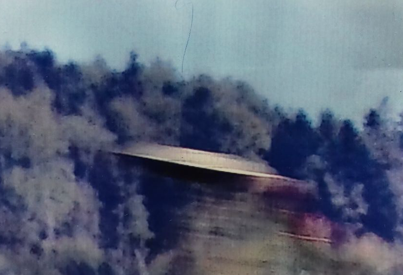 Father and son catch UFO in mountains of Slovakia, Photos, UFO Sighting News.