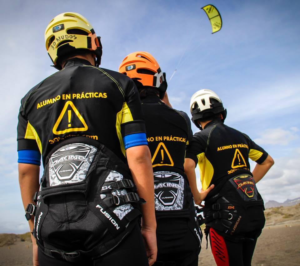 Kitesurf-Medano