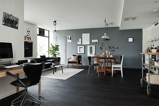 ilha na cozinha, cozinha, cozinha americana, cozinha integrada, parede cinza, kitchen island, decor, parede cinza